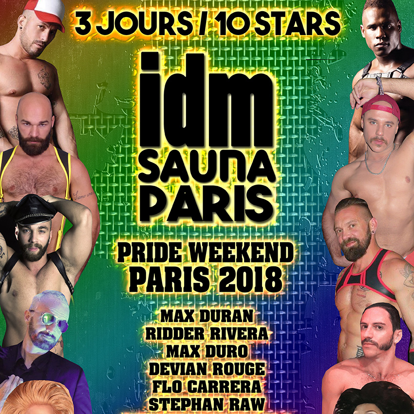 GAYPRIDE WEEKEND